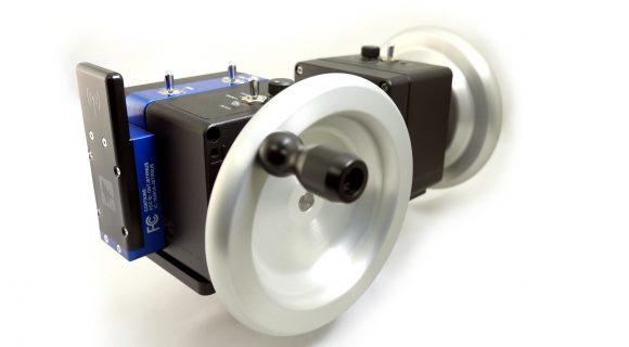 Veracity Wheels NOW work with ARRI SRH-3 !